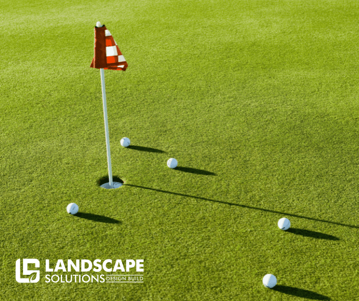 How To Add a Golf Putting Green To Your Yard