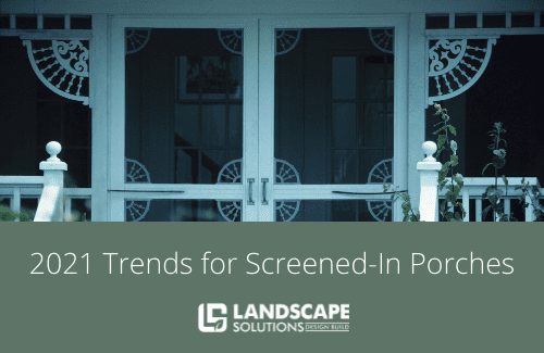 Screened-In Porch Trends